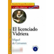 El Licenciado Vidriera - Ed. Anaya