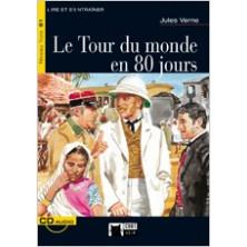 Le tour du monde en 80 jours - Ed. Vicens Vives